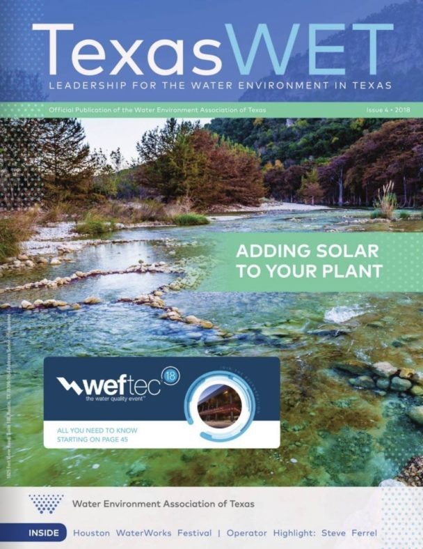 Texas Wet4 Cover